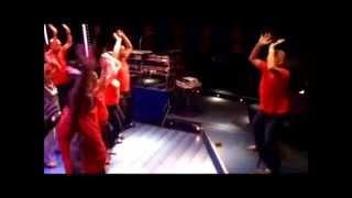 EFECTO PASILLO (Funketon) – LATIN FIT DANCE con FUERA DE SALSA