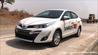 Toyota Yaris VX XP150/ATIV 2018 | Real-life review