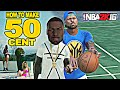 NBA 2k16 50 Cent Creation! HOW TO CREATE 50 CENT IN NBA 2k16