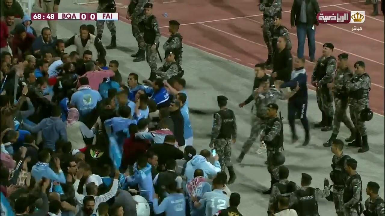 هدف الفيصلي في مرمى البقعة | أحمد العرسان | الفيصلي يحرز لقب الدوري للموسم 2018-2019