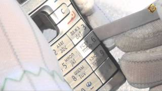 Ремонт Nokia E50-2 - замена клавиатуры в мобильном телефоне(Подписаться Вконтакте: http://vk.com/goldphone_tv Другие обзоры на сайте http://goldphone.tv/ Запчасти на сайте http://a541.ru Инструк..., 2011-05-15T21:15:05.000Z)