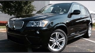2014 BMW X3 xDrive35i Full Review, Start Up, Exhaust