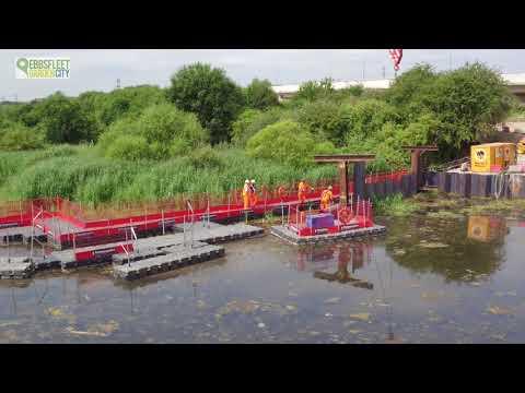 Springhead Bridge July 2018