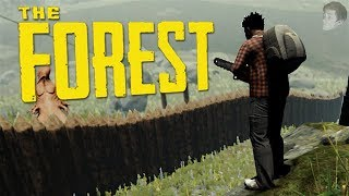 ОГРОМНАЯ СТЕНА feat. MRSTEKPLAY (The Forest 1.11 Прохождение #14)