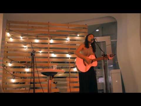 Martina San Diego - Bridges (Live) @ Cuppa Folk, Dolce Cafe Cebu