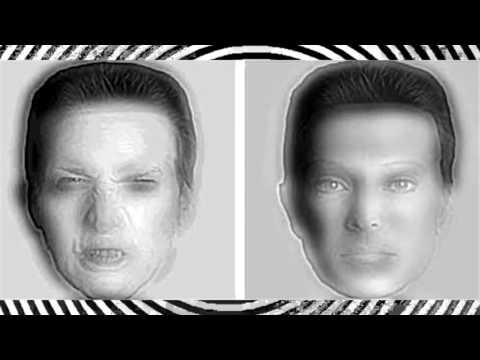 Крутые оптические иллюзии, обман зрения