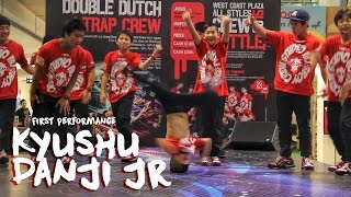 Kyushu Danji Jr (JPN) | Performance 1 | WCP All Style Crew Battle 2015 | RPProductions