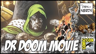 Dr. Doom Movie! Confirmed at SDCC by Legion Showrunner Noah Howley! Is This the Fantastic 4 Reboot?