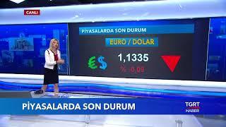 Dolar, Euro ve Altın Bugün Ne Kadar ? | Ekonominin Dili | 15 Ağustos 2018