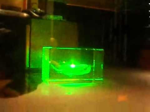 Grabadora laser 3d youtube for Impresora 3d laser