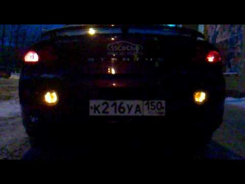 Повторители поворотников Dodge Stratus Coupe 2.mp4