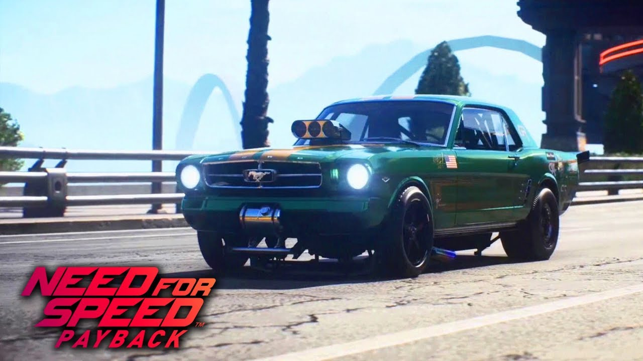 Need for speed payback how to unlock ford mustang 1965 derelict car part locations car 2