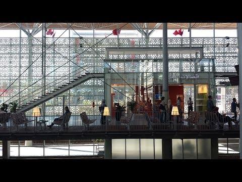 Casa-Port Station AREP - ONCF