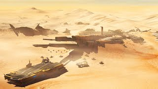 EPIC CARRIER LAUNCHES AIR SUPPORT | Homeworld: Deserts of Kharak Gameplay