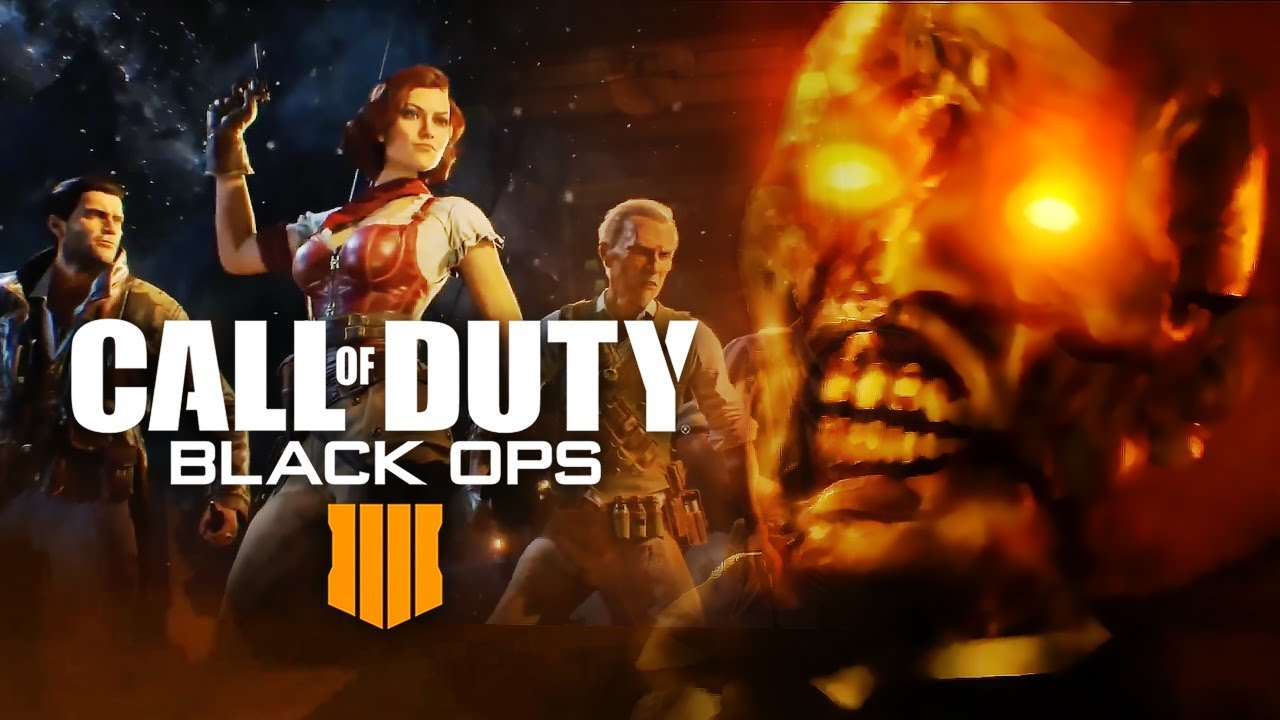 Full Call Of Duty Black Ops 4 Community Reveal Event Youtube