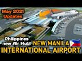 This is it! New Manila International Airport magsisimula na! May 2021 updates!