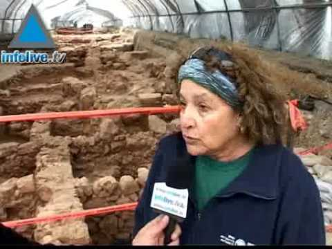 Ancient Jewish Town Uncovered in Shu'afat