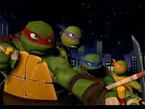 Черепашки мутанты ниндзя 2012 1 сезон смотреть онлайн