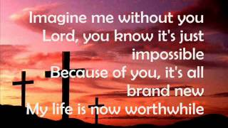 IMAGINE ME WITHOUT YOU - AKAMA MIKI LYRICS