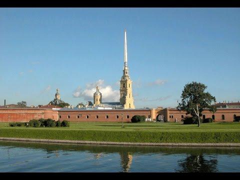 Смотреть Достопримечательности Санкт Петербурга - Петропавловская крепость (Часть #1) онлайн