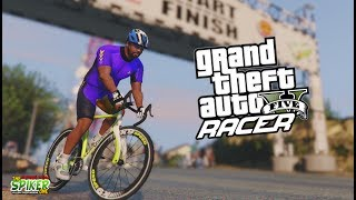 GTA 5:Racer FMX\BMX\ДРИФТ\ГОНКИ- Гонка н...