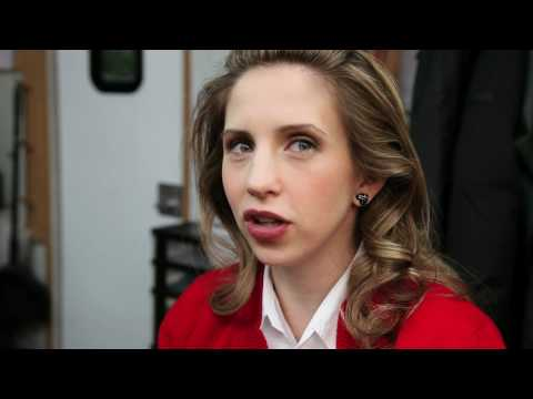 EMILY PERKINS   HICCUPS SEASON TWO