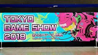 Tokyo Game Show 2018 - relacja z największych targów rozrywki elektronicznej w Japonii