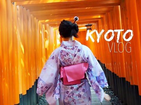 Kyoto, Japan || VLOG