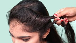 How to do Braid Hairstyle for Wedding/party | Hairstyles for School ,College, Work | Hairstyles girl