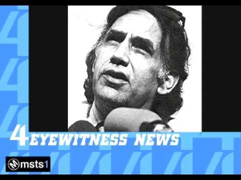 WBZ-4 News 1970 - MSTS1 Audio