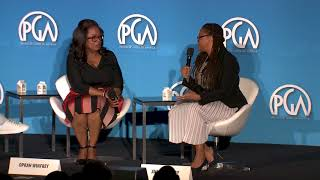 Ava DuVernay and Oprah discuss the culture of Inclusion