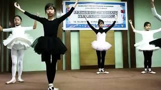 Mizo Naupang Ballet Dance