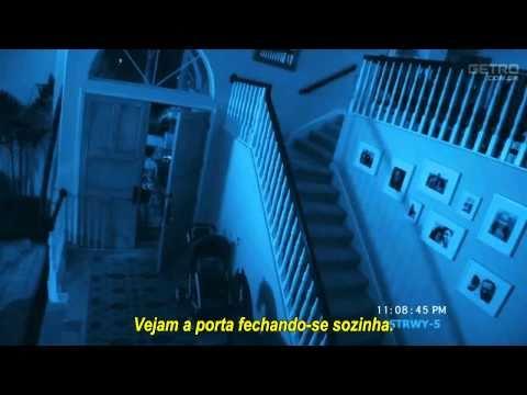 ATIVIDADE PARANORMAL 2 - HD Final Legendado