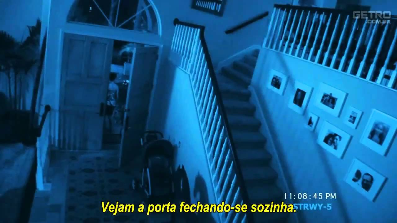 Atividade Paranormal 2 Trailer Hd Final Legendado Youtube