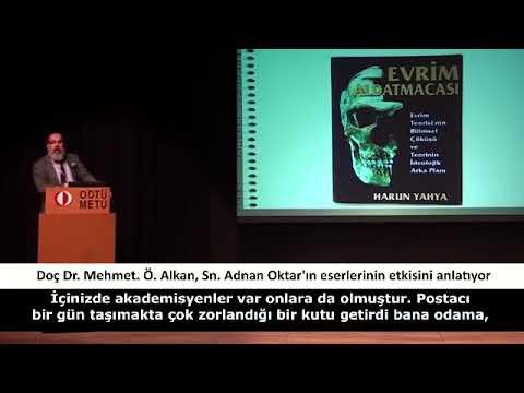 Evrimci Doç. Dr. Mehmet Alkan Adnan Oktar'ın Eserlerinin Etkisini Anlatıyor.