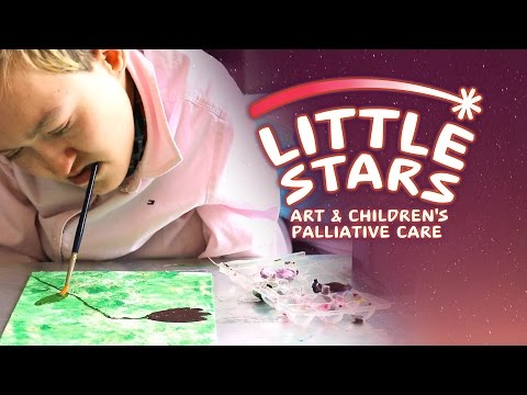 Little Stars - Art & Children's Palliative Care - Lucy's Story