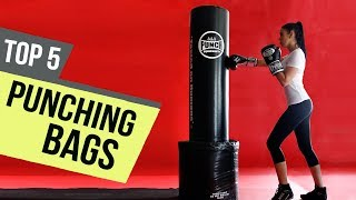5 Best Punching Bags 2018 Reviews