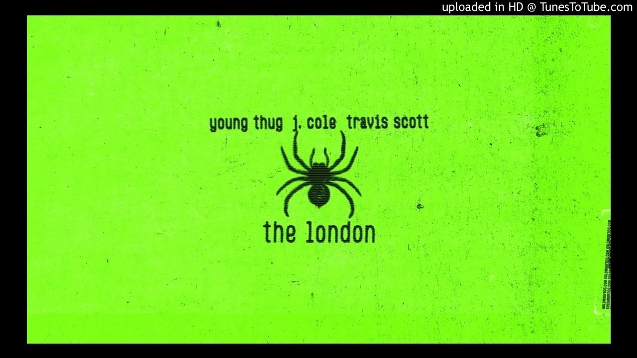 Young Thug The London (ft. J.Cole & Travis Scott Instrumental image