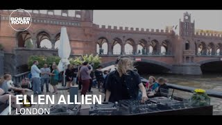 Ellen Allien Boiler Room Berlin x Eastern Electrics 90 Min DJ Set