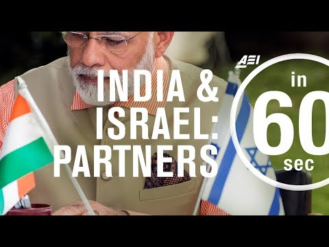 India-Israel Partnership Explained | IN 60 SECONDS