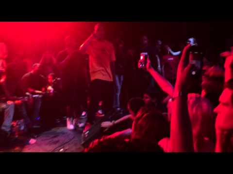 SesHolloWaterBoyz live in Dallas, Tx (Prophet Bar)
