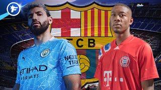 Deux stars à prix 0 proposées au FC Barcelone | Revue de presse