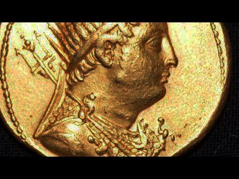 Ancient 1 Oz Gold Coin And Treasure Uncovered In Egypt!