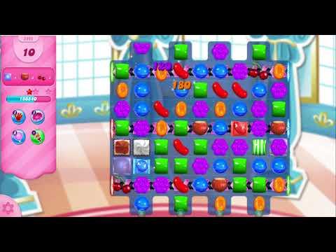 Candy Dash Saga Level 2895