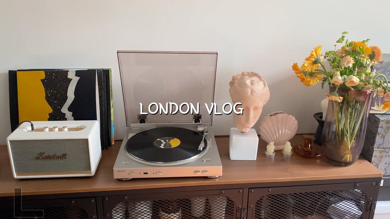 아마존에 미친 요즘   런던 일상   LONDON VLOG   슬기로운 런던생활