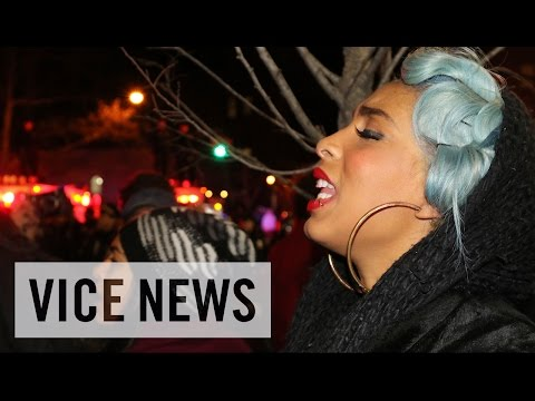 Eric Garner Protests: Excerpts from VICE News Live Coverage - December 3, 2014