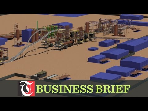 Business Brief - Oman's $65m antimony project awards equipment contract