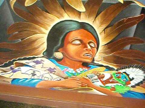 Dia Quot S Creepy Murals 2012 Youtube