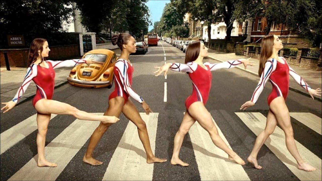 Floor Music Gymnastics Resolve Youtube