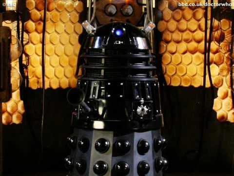 Doctor who Unreleased music: Evolution of the Daleks (tv version)